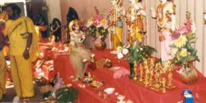 The Utsava Murtis - Day 3