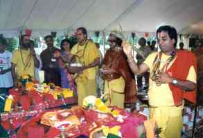Kalasha Puja - Day 4